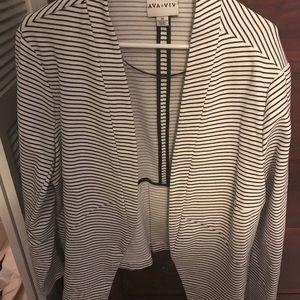 Jackets & Blazers - Ava viv blazer with stretch new with out tags